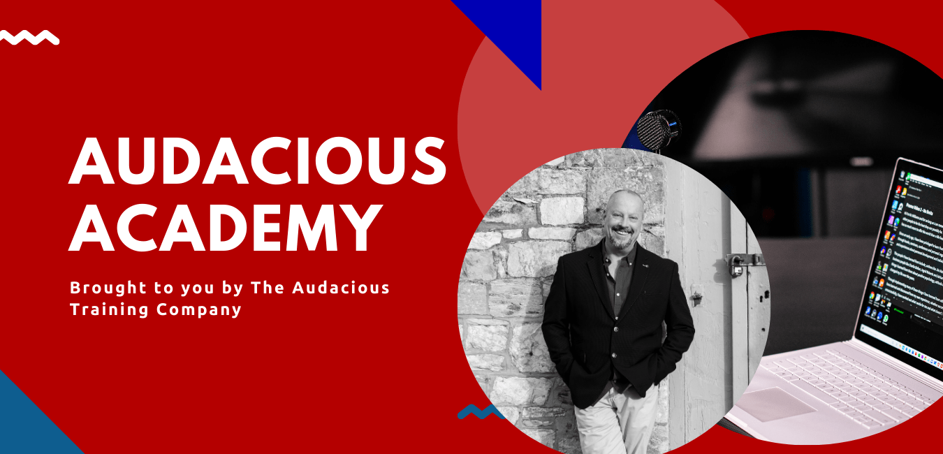 Audacious Academy Vic Williams Home Page